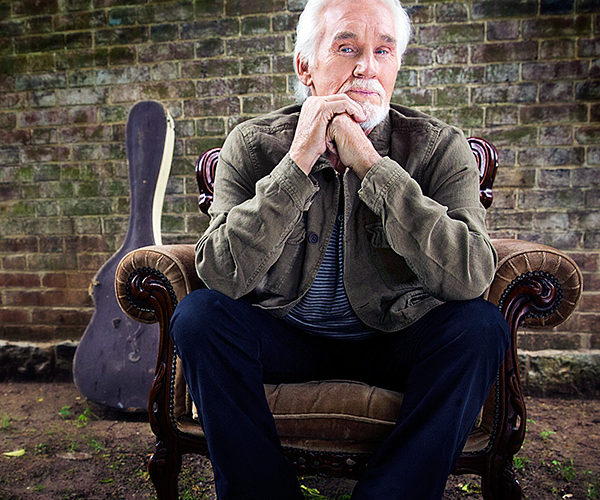Kenny Rogers (photo by Piper Ferguson)